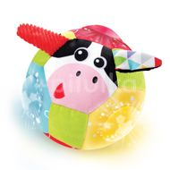 Jucărie- Minge cu lumini și muzică, 3 luni+, Yookidoo