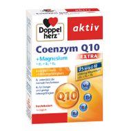Doppelhertz Aktiv Coenzym Q10 Extra + Magneziu, Queisser Pharma, 30cps