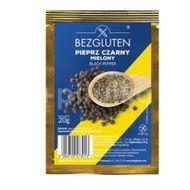 Piper negru macinat fara gluten, Bezgluten, 20 g