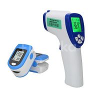 MEDEL Termometru non-contact + Pulsoximetru