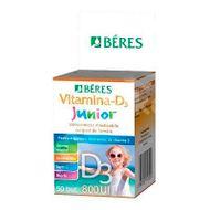 Vitamina D3 Junior 800 UI, Beres, 50cpr