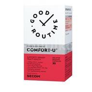 Supliment Alimentar Comfort-U, Good Routine Secom, 30 cps