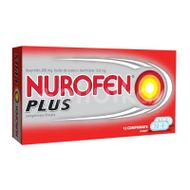 NUROFEN PLUS 200 mg X 12 compr.film.