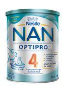 Formulă lapte praf Nestle NAN Optipro 4, peste 2 ani, 800 g