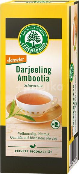 Ceai negru Darjeeling , Lebensbaum