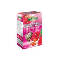 Ceai de măceșe și hibiscus, Vedda, 75 gr