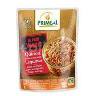 Meniu gata preparat - Quinoa cu legume 220g