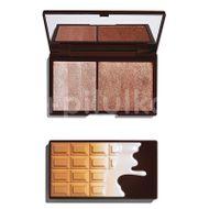 Paletă iluminatoare I Heart Makeup Bronze and Shimmer, Revolution, 11 g