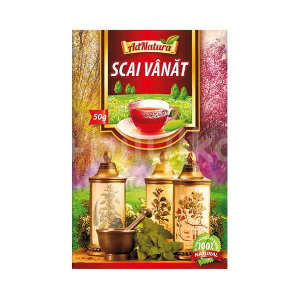 Ceai de Scai vânat, AdNatura, 50 gr