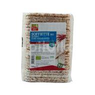 ECO Rondele (galete) orez expandat cu amarant 130g