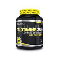 Glutamină Zero cu aromă de lămâie, Biotech USA, 600g
