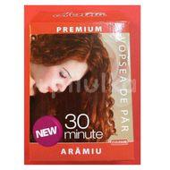 Vopsea de păr Henna Sonia Premium, Arămiu, Kian Cosmetics, 60 g
