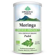 Moringa Pudră, Organic India, 100 g