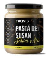 Pasta de Susan Tahini Alb Ecologica/Bio, NIAVIS, 250g