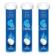 Calciu, 20 comprimate efervescente