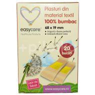 Plasturi Easycare din material textil (68x19mm), Dasco Distribution, 20buc