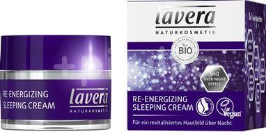 Crema de noapte reenergizanta , Lavera
