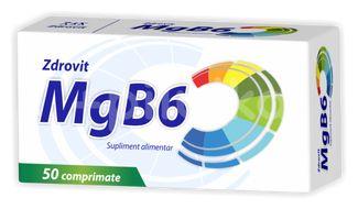 Mg+B6*50 cpr.