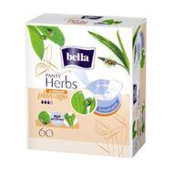 Absorbante Bella Herbs Sensitive Patlagina, 60 buc