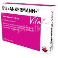 Vital B12, Ankermann, 50cpr