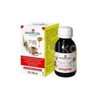 Sirop de pin cu propolis, Manicos, 100 ml