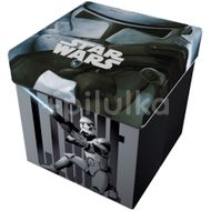 Taburet pliabil cu spatiu de depozitare Star Wars Star ST41422