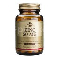 Zinc 50mg, Solgar, 100 tablete