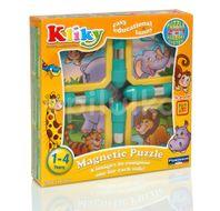 Kliky Puzzle Magnetic Animale Safari
