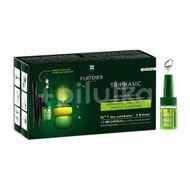 Ser regenerator împotriva căderii părului VHT Triphasic, Rene Furterer, 8 x 5,5 ml
