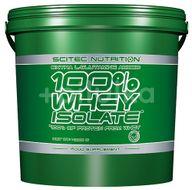 100% Whey Isolate, Vanilie, Scitec Nutrition, 4 kg