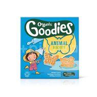 Goodies-Biscuiti animale 100g ,12+,eco