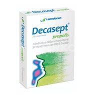 Decasept Propolis, Aminocen, 24cpr