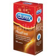 Prezervative Real Feel Durex, 10 buc