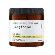 GNC Beyond Raw Chemistry Labs L-Arginine, 125.4 g