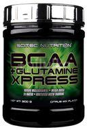 BCAA Glutamine Xpress, Scitec, 300 g
