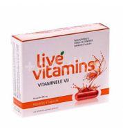 Vitaminele Vii pentru îmbunătățirea sănătății, 30 capsule