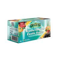 Ceai din fructe exotice, Vedda, 20 plicuri