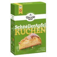 Mix de faina bio pentru placinta rapida cu mere FARA GLUTEN , BauckHof