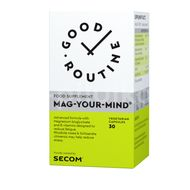 Supliment Alimentar Mag You Mind, Good Routine Secom, 30 cps