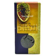 Condiment- Seminte de mustar negru ECO, Sonnentor, 80 g