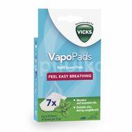Rezerve aromatizante cu mentol, Vicks