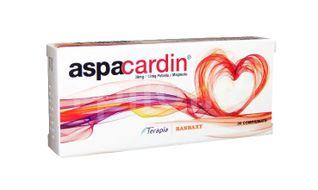 Aspacardin 39mg/12mg, Terapia, 30cpr