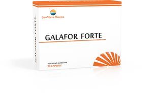 Galafor Forte, Sun Wave Pharma, 30cps