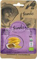 Baby banane deshidratate bio, 30g Juan Valdez