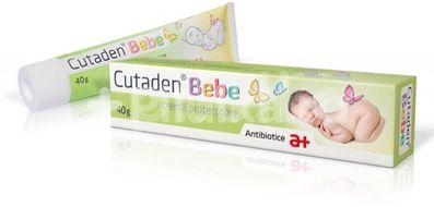 Crema protectoare Cutaden, Antibiotice a+, 40g