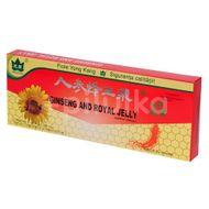 GINSENG&ROYAL JELLY, Yong Kang, 10 fiole x 10 ml