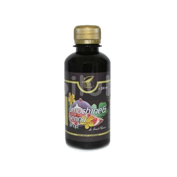 Sirop Smochine și Senna, Pro Natura, 200 ml