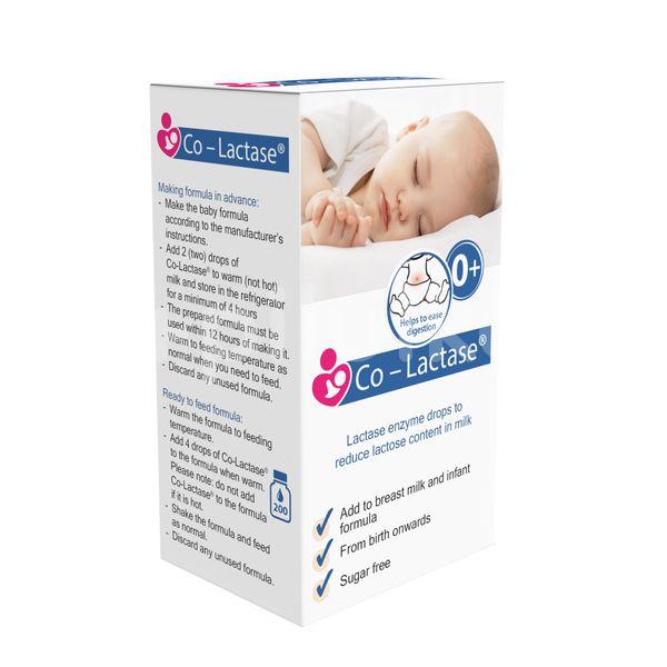 Co-Lactase - Picături pentru sugari, Maxima Healthcare Limited, 10 ml