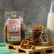 Migdale Bio fără gluten, Republica Bio, 200 g