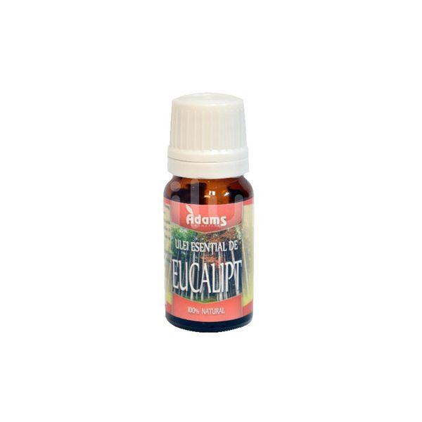 Ulei esențial de Eucalipt, Adams Vision, 10 ml